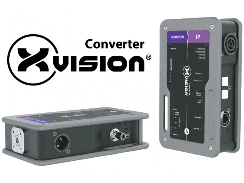 xVision /ヘビーデューティーコンバーター/スタンドアローンタイプ