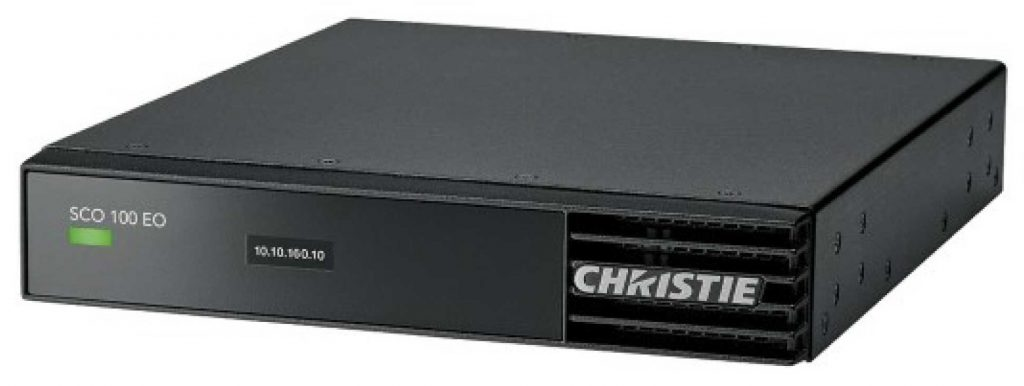 Christie Terra Controller