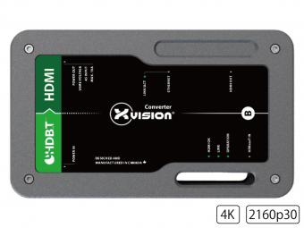 HDMI HDBT延長器(RX) XVVHDBT2HDMIT1の画像