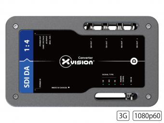 SDIディストリビューションアンプ1:4 XVVSDIDAT1の画像