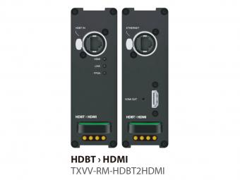 HDMI HDBT延長器(RX) TXVV-RM-HDBT2HDMIの画像