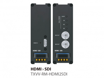 HDMI to SDIコンバーター TXVV-RM-HDMI2SDIの画像