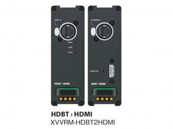 HDMI HDBT延長器(RX) XVVRM-HDBT2HDMIの画像