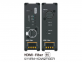 SDVoE HDMIトランシーバー XVVRM-HDMI2FIBERの画像