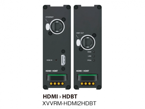 HDMI HDBT延長器(TX) XVVRM-HDMI2HDBT