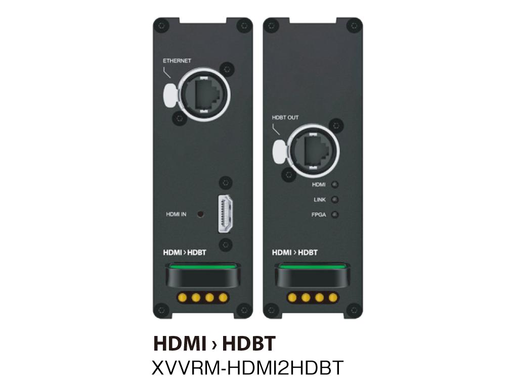 XVVRM-HDMI2HDBT
