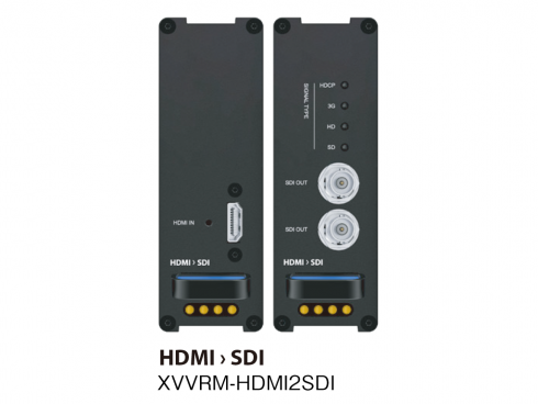 HDMI to SDIコンバーター XVVRM-HDMI2SDI