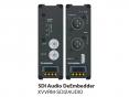 SDIディエンベデッダー XVVRM-SDI2AUDIOの画像