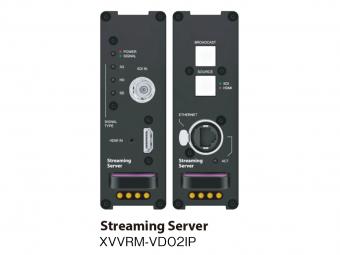 ストリーミングサーバー XVVRM-VDO2IPの画像