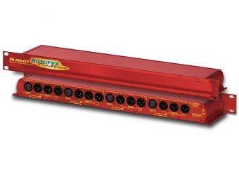 RB-AES4X3 AES/EBUパッシブ分配器の画像
