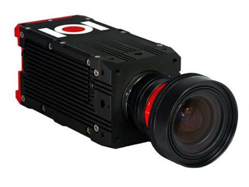 Volucam / マルチフォーマット可変フレームレートビデオカメラ