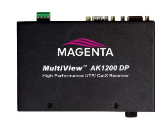 MVII AK1200DPシリーズ / 受信機 / MAGENTA / 延長機の画像