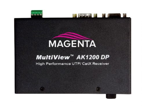 MVII AK1200DPシリーズ / 受信機 / MAGENTA / 延長機