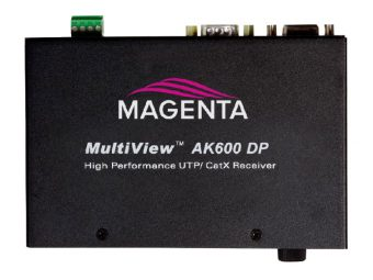 MVII AK600DPシリーズ / 受信機 / MAGENTA / 延長機の画像