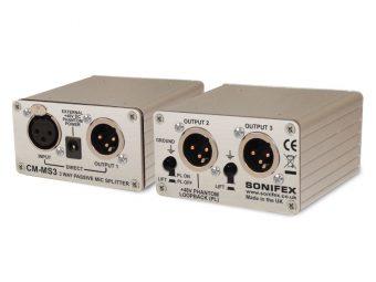 CM-MS3 / マイク・ラインパッシブ分配器の画像