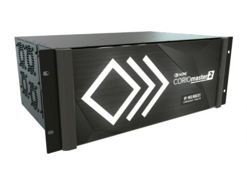 CORIOmaster2 / 4K8Kビデオウォール・プロセッサー