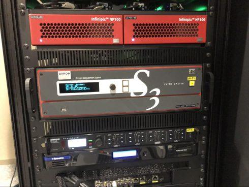 S3-4Kビデオウォールプロセッサー導入事例 KADOKAWA様