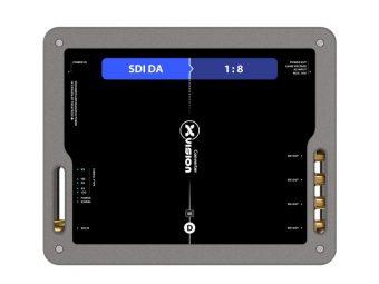 SDI分配機1:8 XVVSDIDA8の画像
