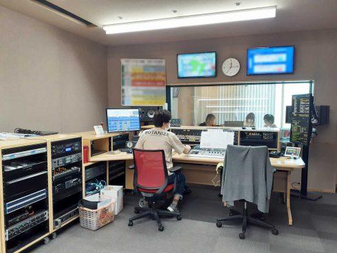 局舎移転に伴うDHDミキサー導入事例 -HBC北海道放送様-