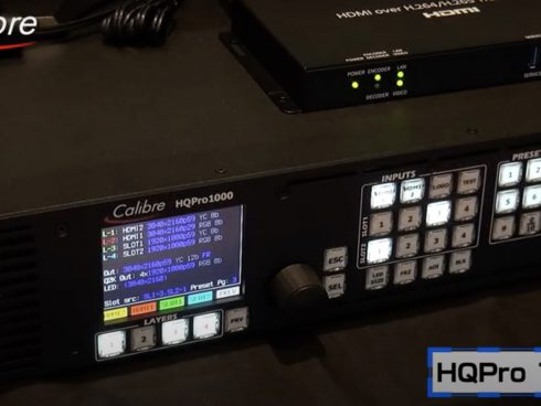 Calibreの主要製品の魅力をご紹介 HQPro1000