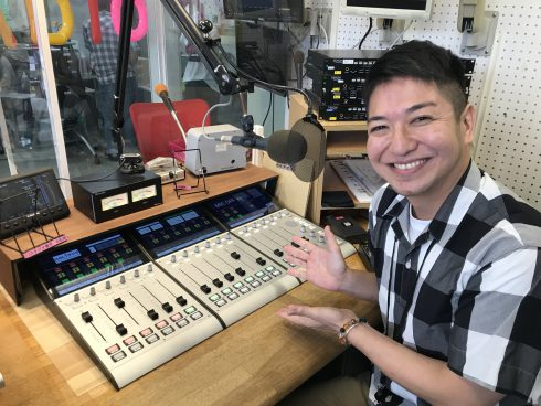 DHD SX2ミキサーでワンマンスタジオ更新 -琉球放送様-
