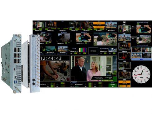 放送設備のIP化のメリット  evertz社製IPマルチビューワーのご紹介
