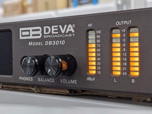FMラジオのオンエアモニタリング -DB3010を使用したモニタリングの特徴-