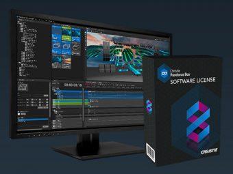 Christie Pandoras Box Software License V8 / プレイバック&コントロールソフトウェアの画像